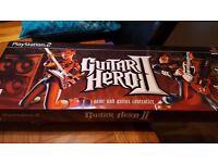 Guitar Hero II for PlayStation 2