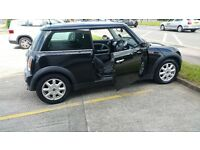 beautiful mini one 1.6 with a bmw chain driven engine,fast and enjoyable to drive,quick sale!!