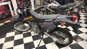 2016 Suzuki DR650 ONLY $38.68 Bi Weekly (Taxes, PDI, Freight in)