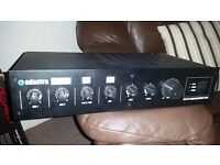 amp and mixer ideal for small club
