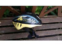 Bee Child bike helmet