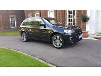 BMW X5 40d Msport Facelift NON RUNNER