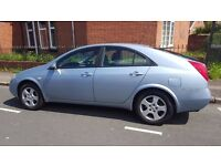 Nissan Primera Flare - 2006 Reg - Really good condition - ready to drive away