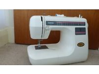 Little used boxed Brothers Sewing Machine