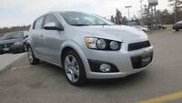 2014 Chevrolet Sonic LT-REDUCED!REDUCED!REDUCED!
