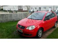 Volkswagen Polo 1.4 Facelift (Offers Welcome)