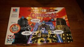 Doctor Who Operation Game - Excellent Condition