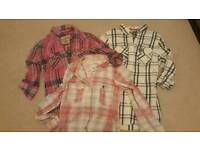 Superdry shirts size S