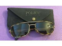 Mod police glasses 2345 56 17 col.220 made in Italy