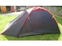 Pro Action 4 man dome tent