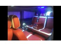 Mercedes Vito Traveliner Extra Long