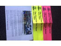 Family Queue Jump Tickets fo Ingliston Car Show
