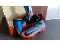 Brand new nike football boots in box size9