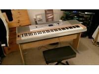 Yamaha portable grand piano (keyboard)