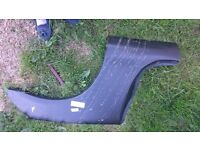 Mazda MX5 - pair of rear quarter panels mark 2