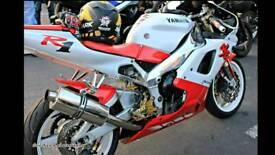 Yamaha YZF R1.