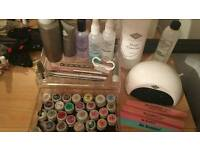 Bio Sculpture Gel Nails Joblot/Bundle