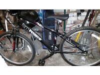 Reflex Samurai Mountain Bike