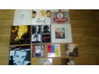 12 x carmel - vinyl collection LP's / 12 / 7 / promo's / sealed