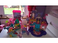 Fisher Price Little People Musical Disney Collection