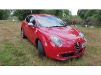2011 Alfa Romeo Mito Multiair 170bhp qv