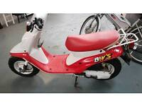 BWS moped