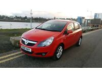 Vauxhall Corsa 1.4petrol very good condition. 63000 miles