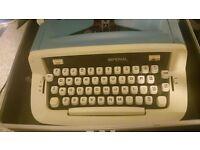 Imperial safari typewriter