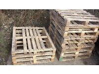 Pallets & Wooden Crates For Sale