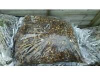 50 litre bags mulch