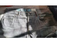 Next Mens Jeans 34R never worn