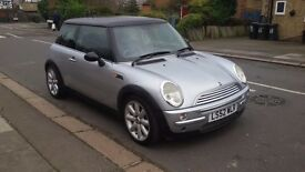 Mini Hatch 1.6 Cooper - 2002 (52) - MOT - Lady Owner - Superb
