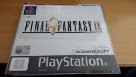 Final Fantasy IX (9) ps1