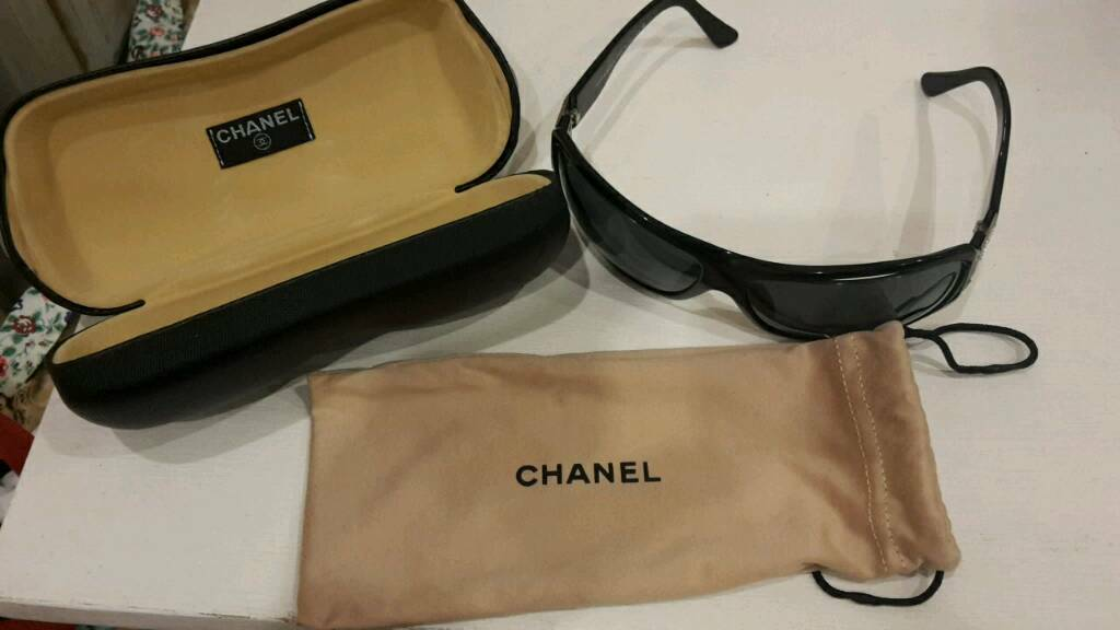 Real Designer Chanel sunglasses