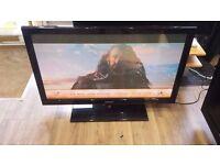 "Samsung 42"" Full HD 1080p Freeview Plasma TV £130"