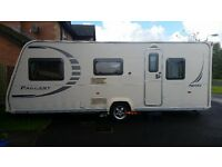 2009 Bailey Pageant Provence Series 7 (5 Berth) with Motor Mover and Awning
