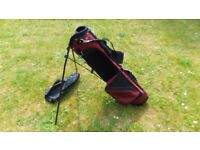 Golf Bag, Prosimmon Lite - Juniors Golf bag (stand bag, double strap)