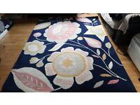 Beautiful rug from Habitat - Rosa