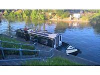 "30 foot Narrowboat ""Riverdunce"""
