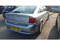 VAUXHALL VECTRA DESIGN CDTI 120 YEAR 08, EXCELLENT CONDITION,HALF LEATHER,2 OWNERS, 1 YEAR MOT!!!!!!