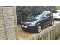 Audi A2 1.4 limited addition low milage