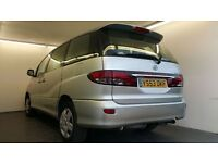 2004 | Toyota Previa 2.4 VVT-i T2 5dr (8 Seat) | 1 Former Keeper | 1 Year MOT | Climate Control
