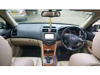 Honda Accord 2.4L Automatic SATNAV, BLUETOOTH, SUNROOF, SENSORS, HEATED SEATS, CRUISE CONTROL!