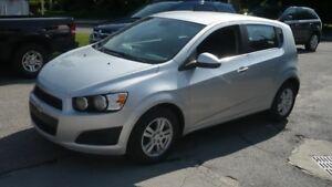 2013 Chevrolet Sonic LT AUTOMATIQUE,AC