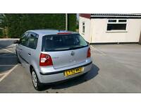 Rare Auto Vw Polo Genuine low 79m miles 11 months Mot Ideal first car HPI clear 2 keys