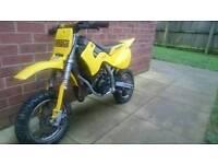 Kids 5/9. Automatic 50cc motorbike