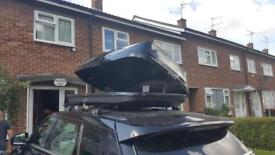 Exodus car roof 470 litres!!