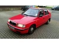 Skoda felicia 1.3 petrol, good condition runs well