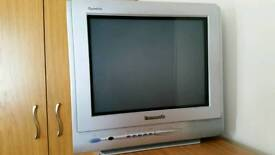 Panasonic quintrix 15 inch television