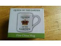 Queen of the Garden China Mug